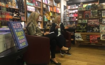 Waterstones Launch Event – My Life in 37 Therapies