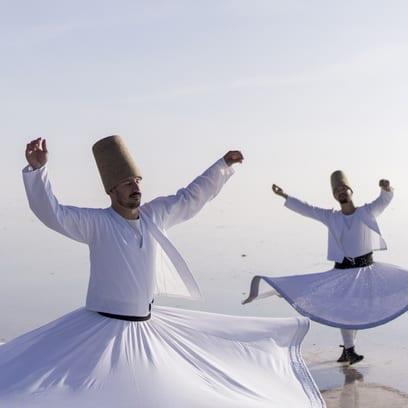 11. DERVISH DANCING