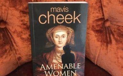 Mavis Cheek and the Writing Retreat